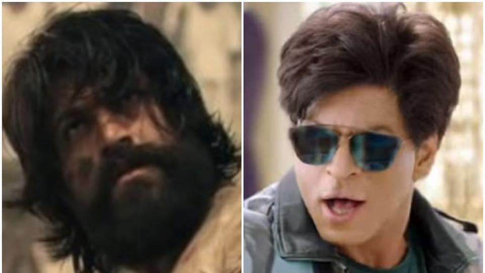 a8759f07ecb Shah Rukh Khan s Rs 200 crore tentpole is trailing the Kannada film KGF at  the box office.