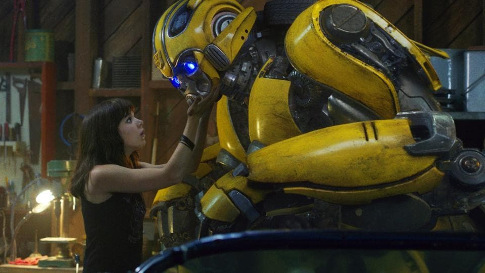 Bumblebee,Transformers,Travis Knight