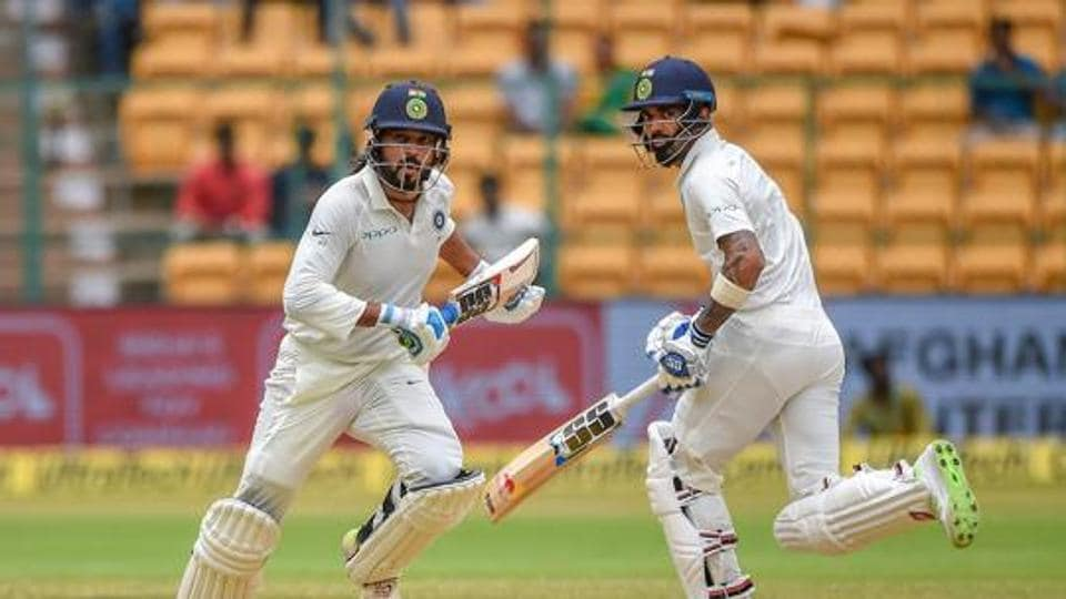 India vs Australia: Debutant Agarwal falls for 76 after frustrating Kiwis