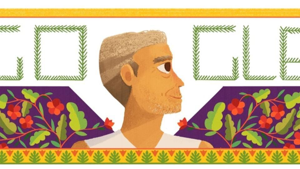google-doodle-on-social-activist-baba-amte-on-his-104th-birth-anniversary/