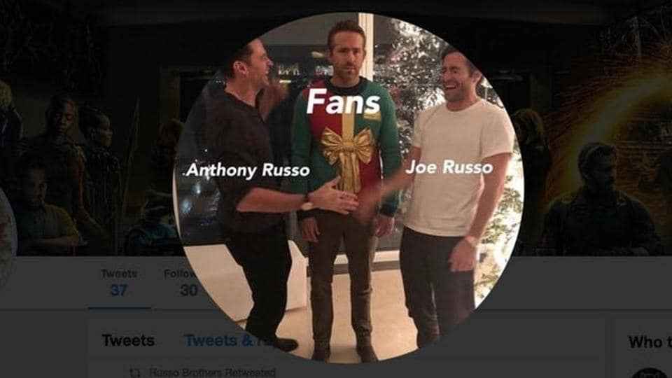 Avengers Endgame directors Antjony and Joe Russo have fun at Marvel fans' expense.
