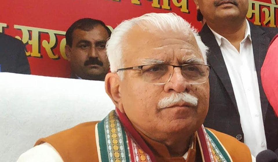 khattar,early polls,early polls in haryana