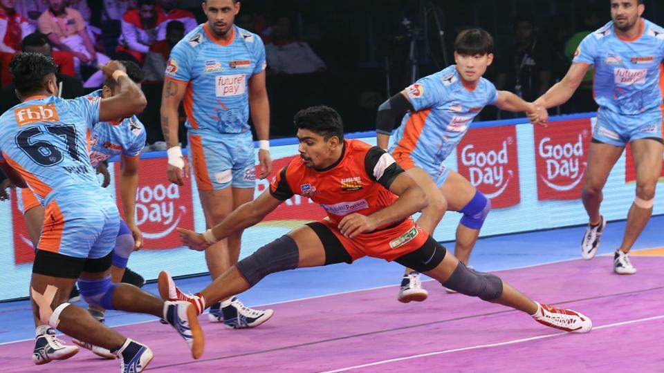 Pro Kabaddi League,Bengal Warriors,Bengaluru Bulls