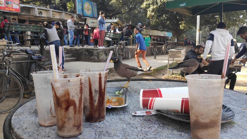 UGC ban on junk food,junk food in university,junk food in canteen