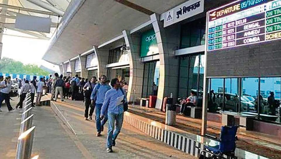 Pune,Lohegaon airport,Indian airports