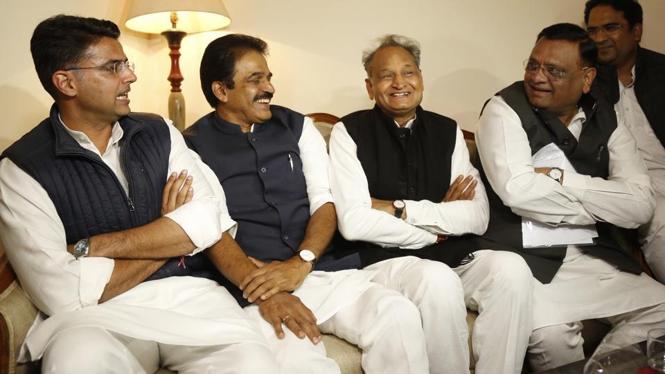 Rajasthan government,IAS officers Rajasthan,Pawan Kumar Goyal