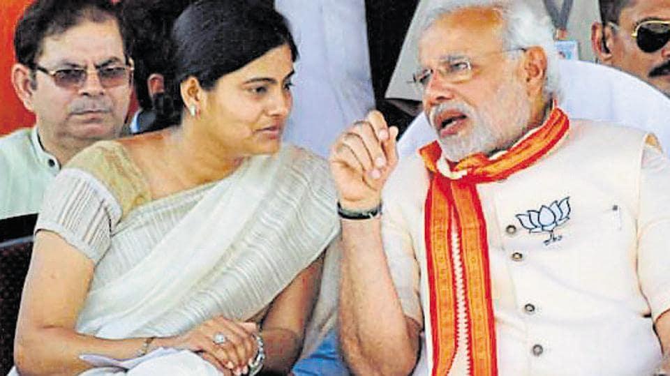 Apna Dal,NDA,Anupriya
