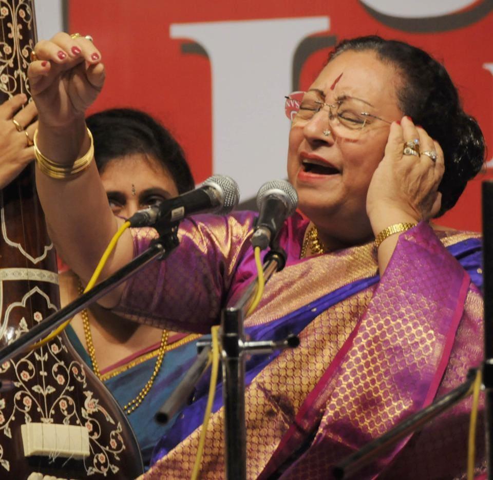 Veteran Hindustani vocalist Begum Parveen Sultana (above) will perform, as will santoor legend Pandit Shivkumar Sharma, Carnatic percussionist V Selvaganesh, and classical vocalists Devaki Pandit and Arati Ankalikar-Tikekar.