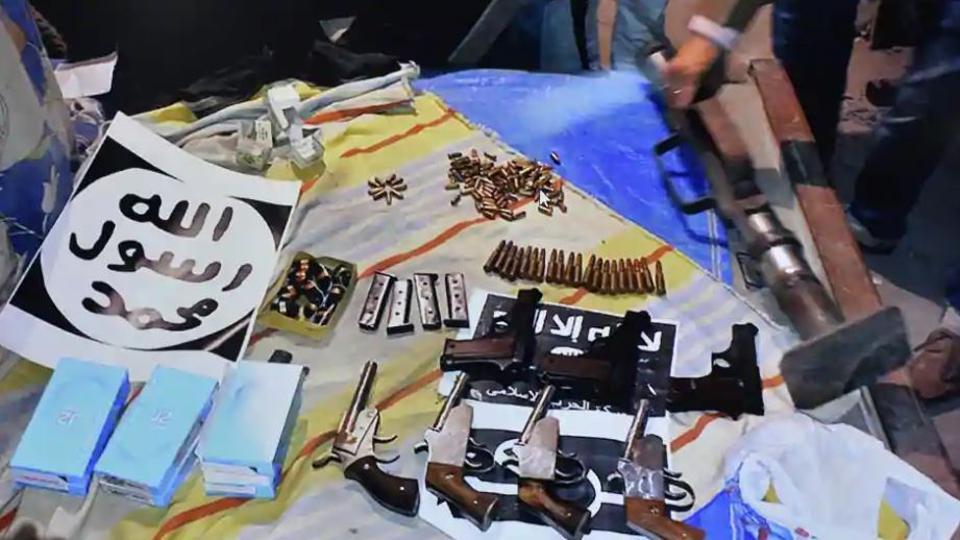 ISIS-inspired terror module,NIA,BJP
