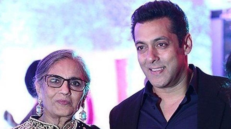 Salman Khan,Salman Khan birthday,Salman Khan mother