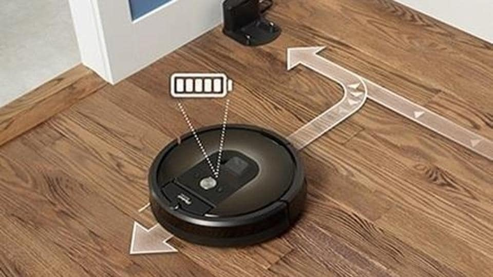 Turn your Roomba's trip around the house into a playable 'Doom' map