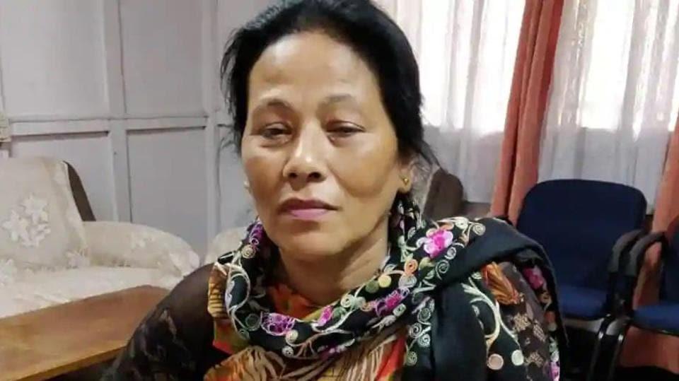 Meghalaya activist,Cheerful K Ryngkhlem,Agnes Kharshiing