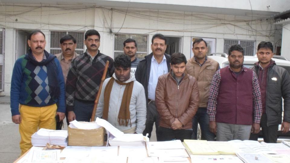 fake education board,Delhi gang