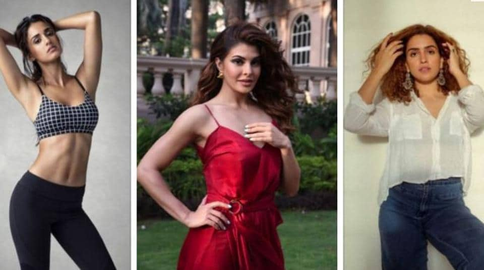 In Instagram videos, Jacqueline Fernandez is seen matching steps with her choreographer on the Punjabi track, Lamberghini, Disha's is a hip-hop sequence on Nicki Minaj's song Fefe, and one of Sanya's videos is a choregraphy on the song, Dilbar.