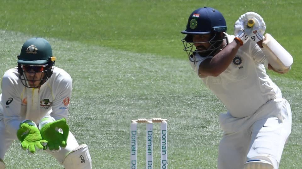 Australia v India day one snapshot