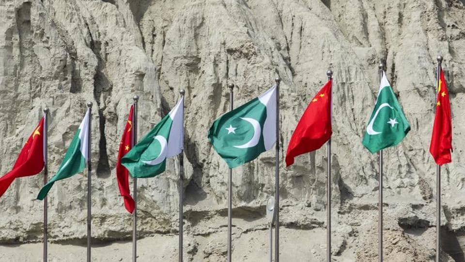 Pakistan,China,CPEC projects