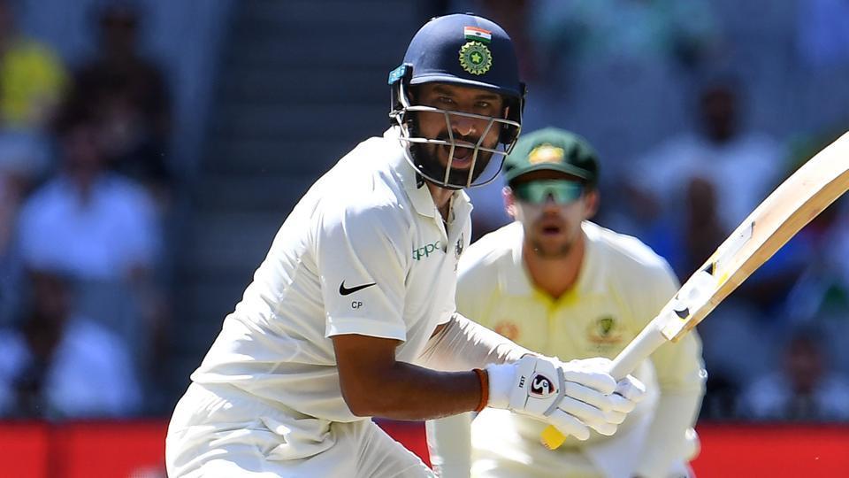 India,Australia,Cheteshwar Pujara
