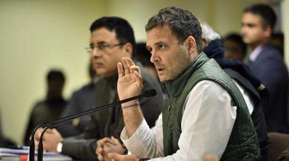 Rahul Gandhi,religious politics,religious-themed political narrative in