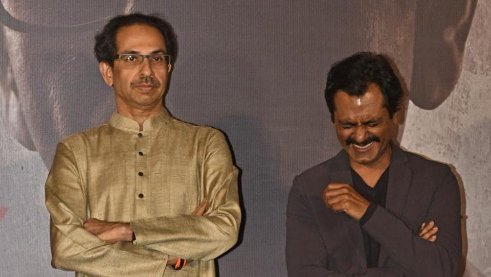 bal thakrey,thakrey movie,Thakrey trailer