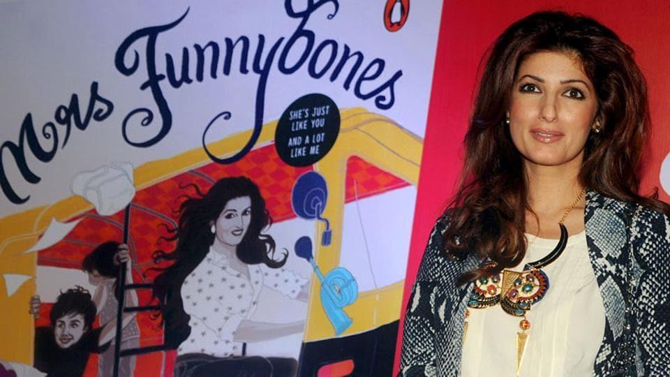 Twinkle Khanna,Twinkle Khanna interview,Twinkle Khanna books