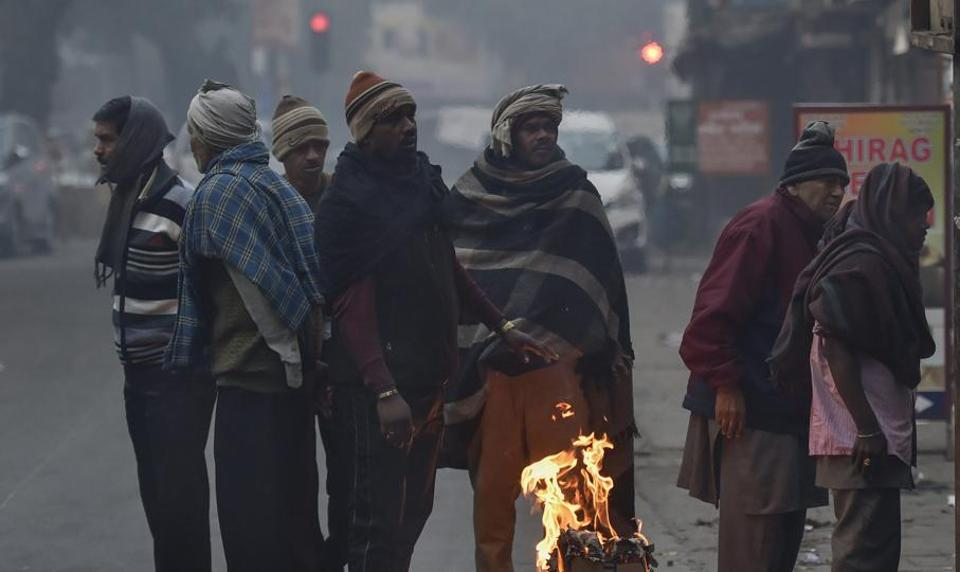 Longest cold spell in Delhi in 14 years