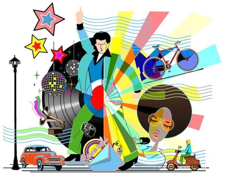 Return of retro,Slow life,Vinyl