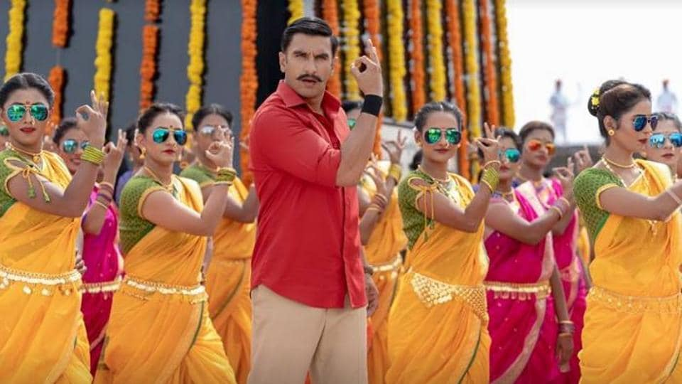 Ranveer Singh,Sara Ali Khan Simmba,Sara Ali Khan