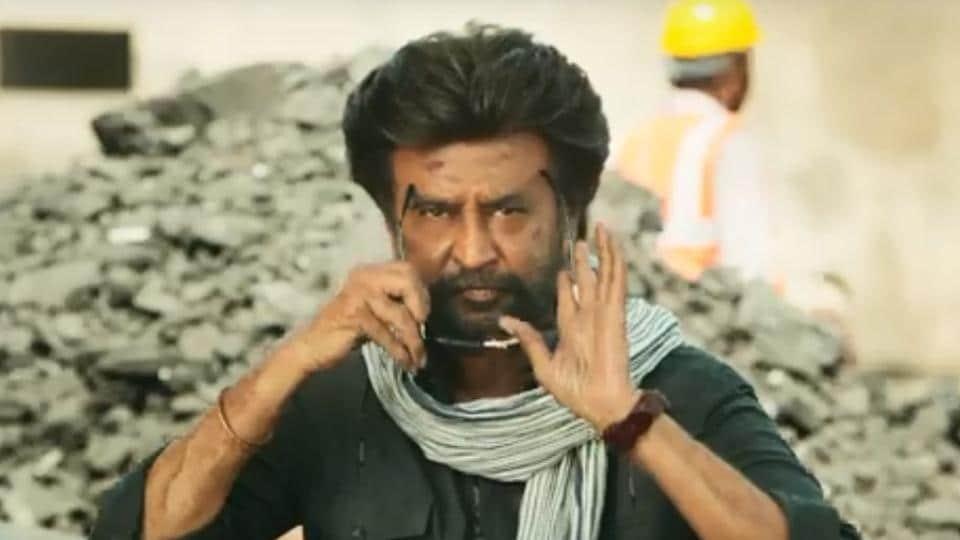 MeetRajinikanth as Kaali in Petta trailer.