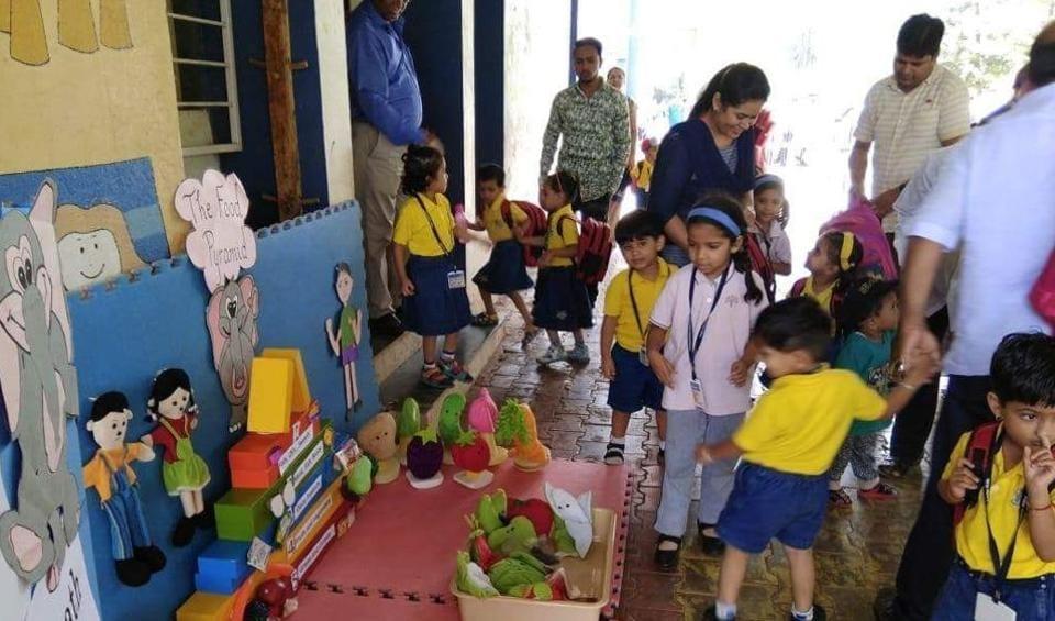 Mumbai,preschool,ECA