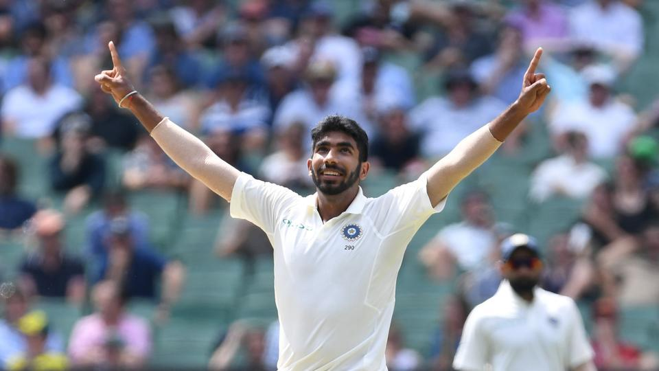 Fast-bowler Jasprit Bumrah broke a 39-year-old Indian record during the third day of the third Test against Australia at the Melbourne Cricket Ground (MCG) on Friday. He became the first Asian bowler to take a five-for in South Africa, England and Australia in the same calendar year in Tests. Bumrah also surpassed Dileep Doshi to take the top spot in the list of most wickets by an Indian bowler in debut calendar year. (Julian Smith / AAP / Reuters)