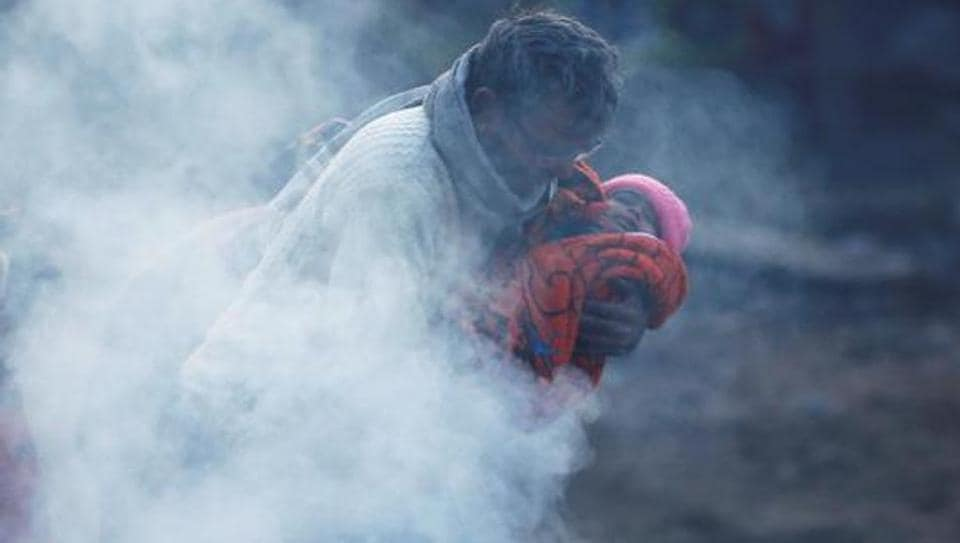 at below 6 degrees celsius delhi shivers in longest cold spell over