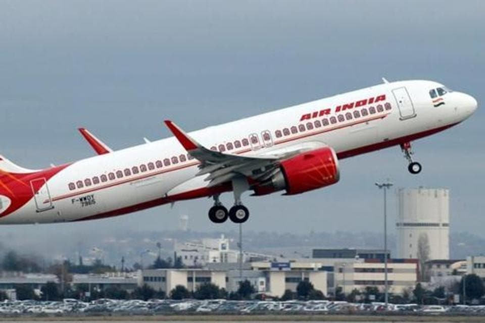 Air India Express flight,Air India Express