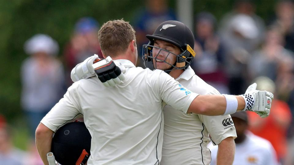 New Zealand vs Sri Lanka,Tom Latham,New Zealand vs Sri Lanka 2018
