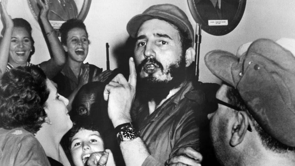 Fidel Castro,France,romanticism