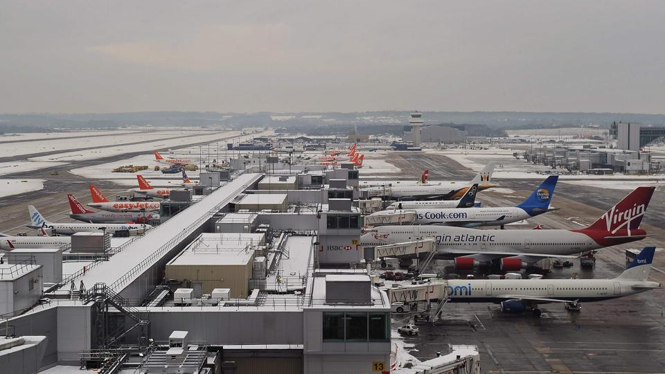 Gatwick Airport,Vinci,Air Travel