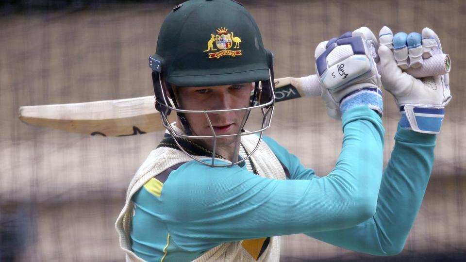 File image of Australian middle-order batsman Peter Handscomb