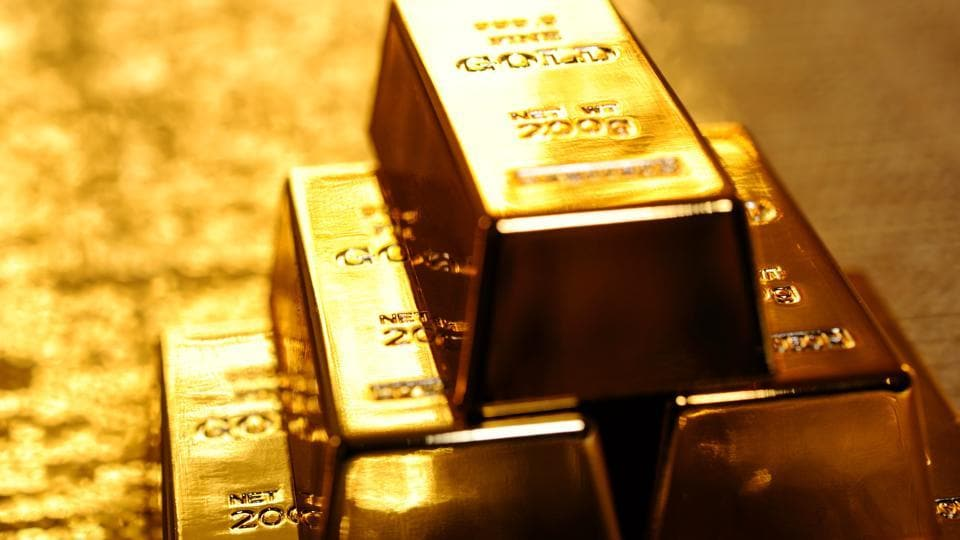gold in microwave over,hyderabad airport gold,hyderabad airport