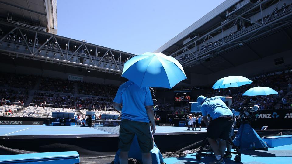 Australian Open,Tennis,extreme heat policy