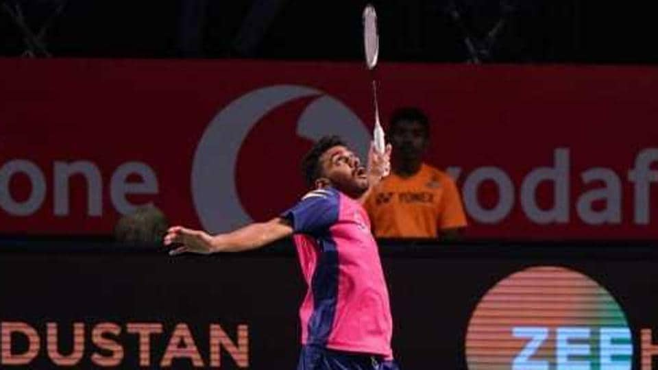 Pune 7 Aces defeated Mumbai Rockets in their Premier Badminton League (PBL) encounter.