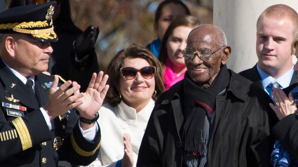 Oldest man,Oldest american,World War II