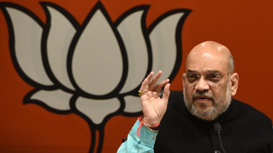 Amit Shah,Lok Sabha polls