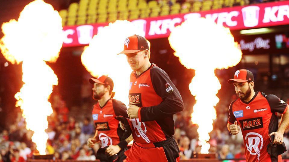 Melbourne Renegades vs Sydney Sixers,Melbourne Renegades,Sydney Sixers