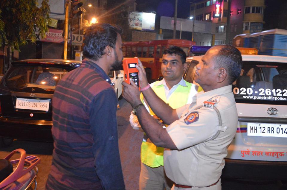 Pune police,Pune,revellers