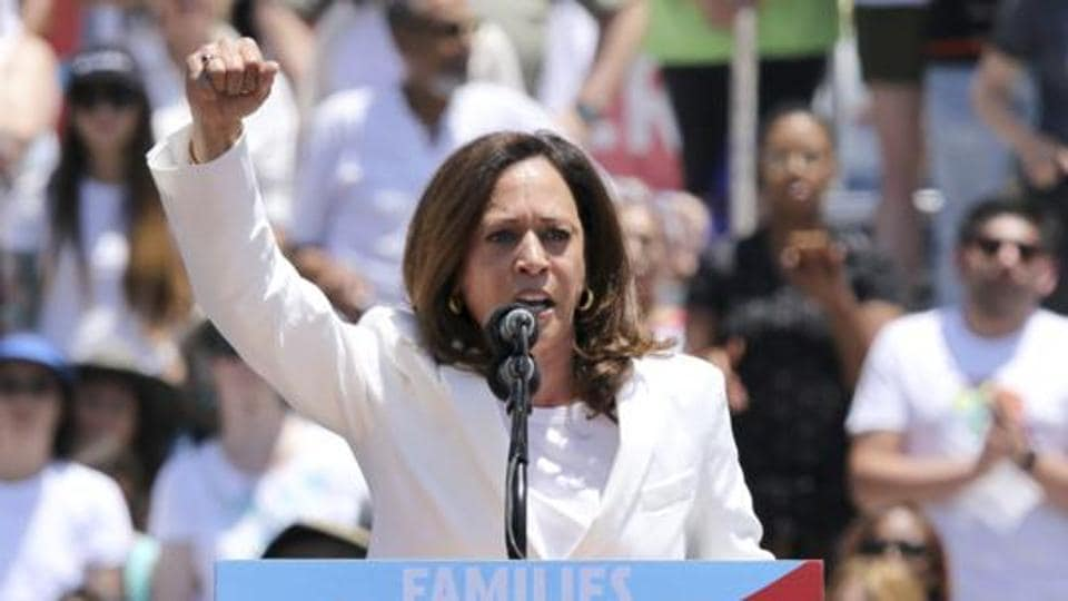 Kamala Harris,White House run,2020 US Presidential Polls
