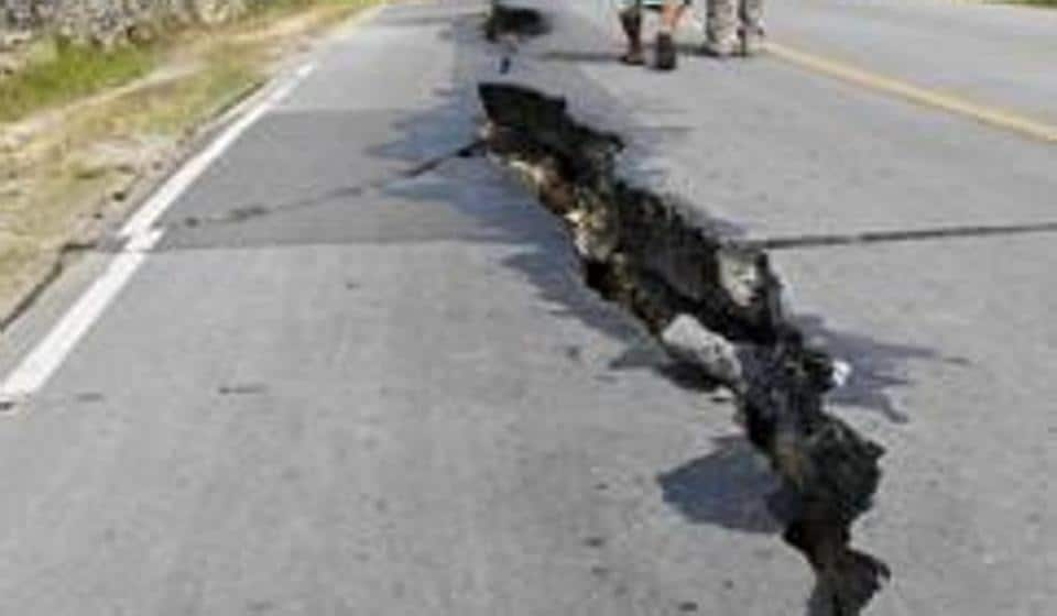 An earthquake of 7.2 magnitude struck off the southern Philippine island of Mindanao on Saturday, but there were no immediate reports of casualties or damage. (Representational Image).
