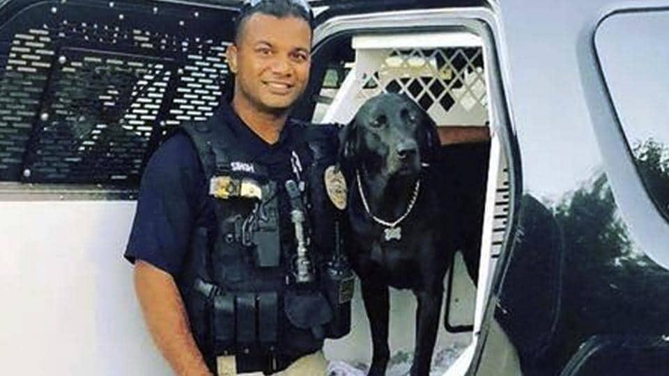 Indian-origin police officer,Ronil Singh,California