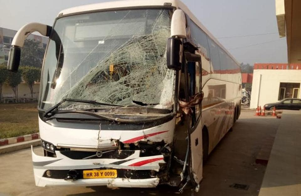 Bus driver who left seven dead in Ambala-Chandigarh highway