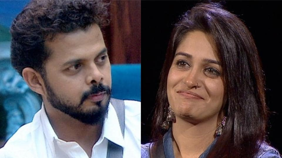 sreesanth and dipika