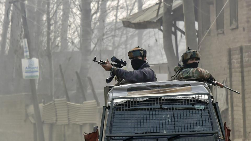 Kashmir,Kashmir enounters