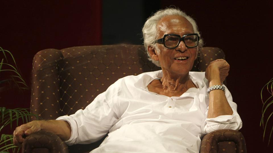 Film director Mrinal Sen died in Kolkata on Sunday. (Photo Samir Jana)